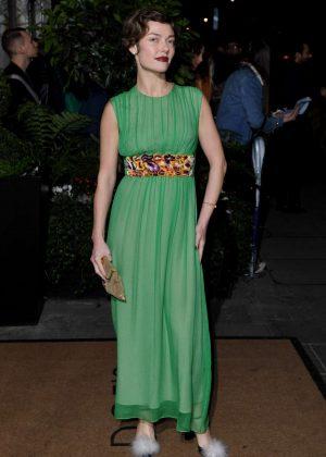 Camilla Rutherford - London Evening Standard British Film Awards 2016
