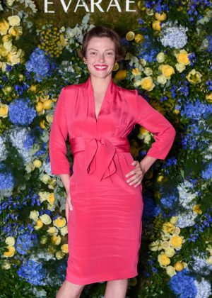 Camilla Rutherford - The Evarae Summer Party in London
