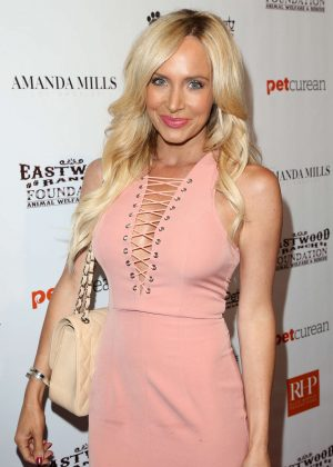 Camille Anderson - 2nd Annual Art for Animals Fundraiser Evening For Eastwood Ranch Foundation in LA