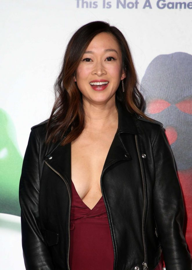 Camille Chen - 'Game Night' Premiere in Hollywood