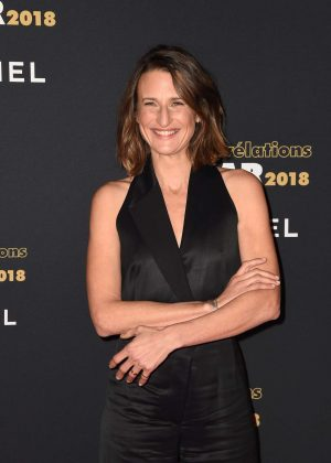 Camille Cottin - Cesar Revelations 2018 at Le Petit Palais in Paris
