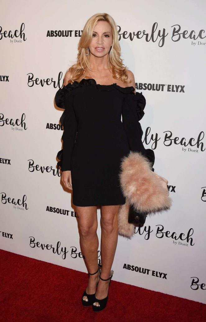 Camille Grammer – Dorit Kemsley Hosts Preview Event For Beverly Beach By Dorit in Culver City