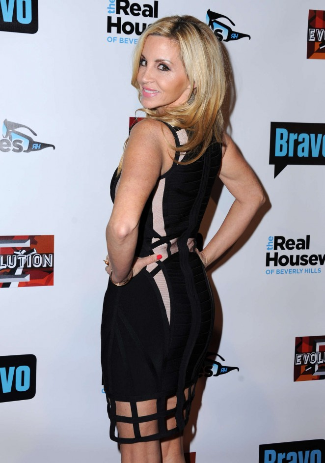 camille grammer divorce settlement