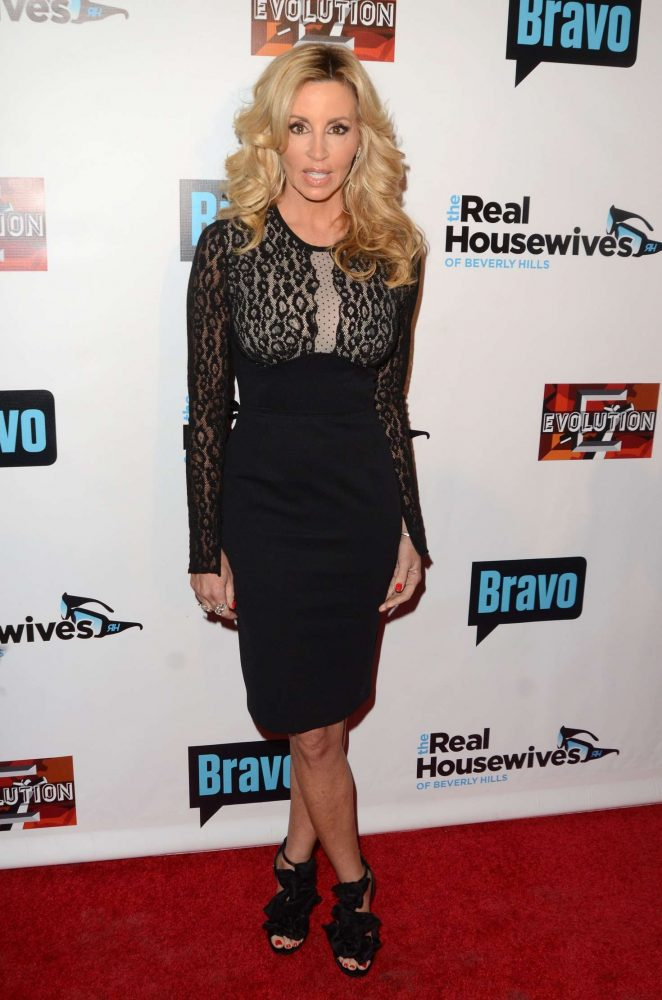 Camille Grammer - 'The Real Housewives Of Beverly Hills' Season 7 Premiere in LA