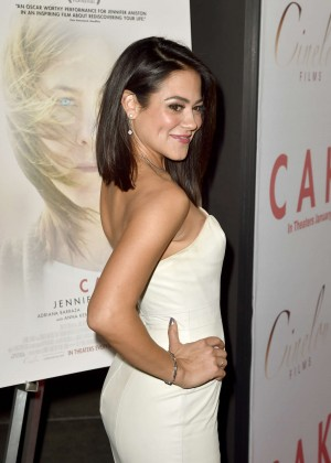 "Camille Guaty - ""Cake"" Premiere in Hollywood"