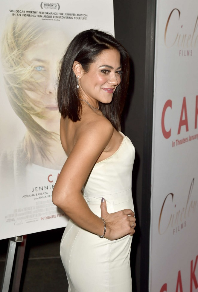 "Camille Guaty – ""Cake"" Premiere in Hollywood"