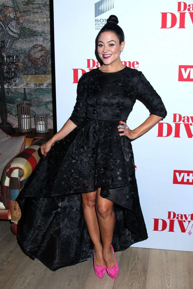 Camille Guaty – 'Daytime Divas' Premiere Event in New York City