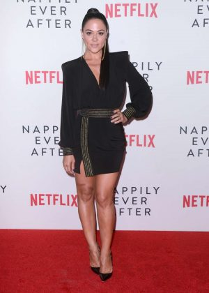 Camille Guaty - 'Nappily Ever After' Screening in LA