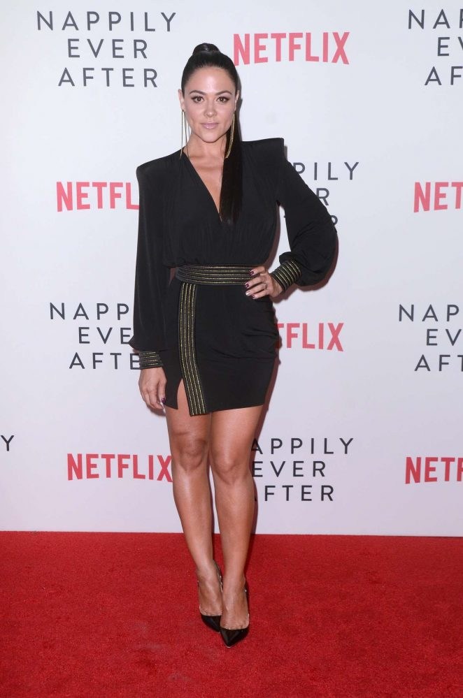 Camille Guaty – 'Nappily Ever After' Screening in LA