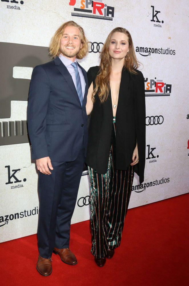 Camille Kane - 'Suspiria' Premiere in Los Angeles