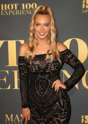 Camille Kostek - 2018 Maxim Hot 100 Experience in Los Angeles