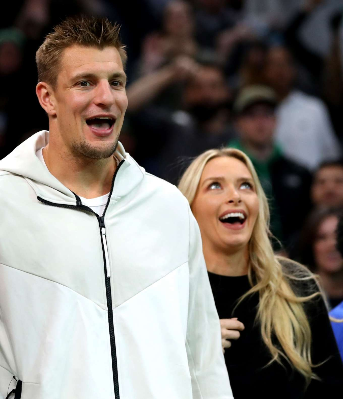Camille Kostek 2019 : Camille Kostek – Denver Nuggets vs Boston Celtics-01