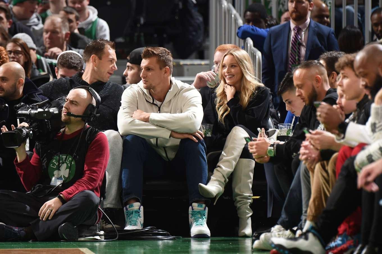 Camille Kostek 2019 : Camille Kostek – Denver Nuggets vs Boston Celtics-02