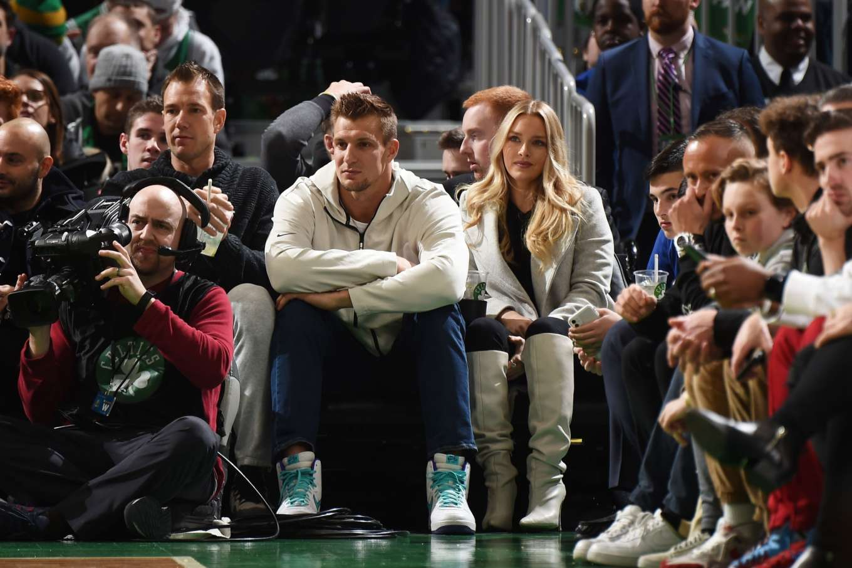 Camille Kostek 2019 : Camille Kostek – Denver Nuggets vs Boston Celtics-05