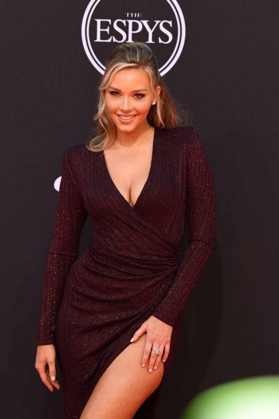 Camille Kostek - ESPYS 2019 Awards in Los Angeles