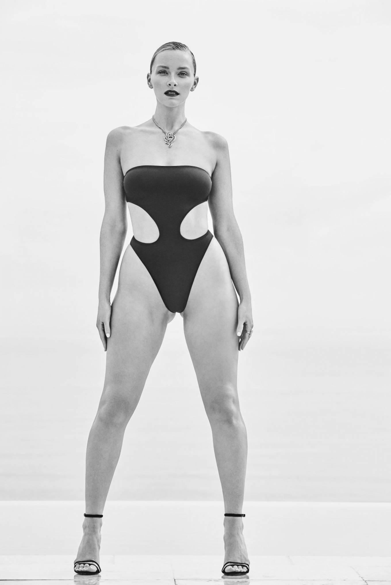 Camille Kostek 2020 : Camille Kostek – Haute Living Magazine 2020-02