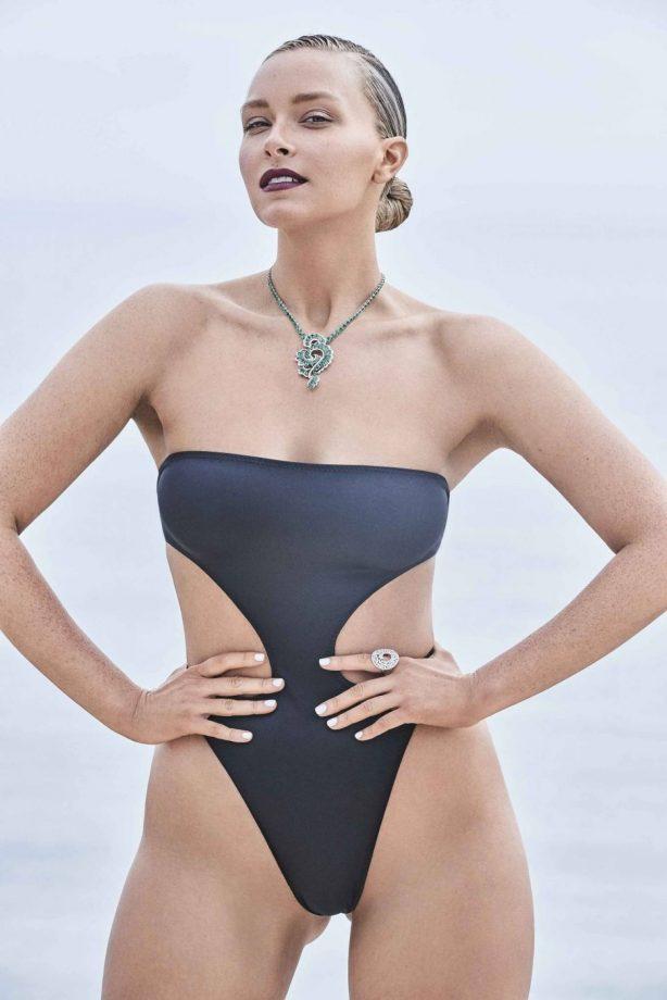 Camille Kostek - Haute Living Magazine (June/July 2020)