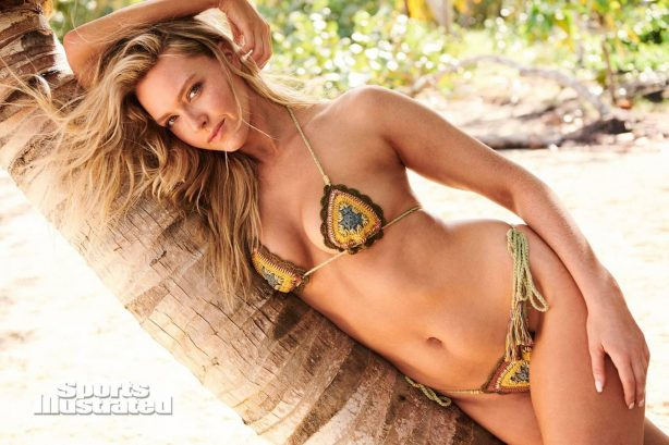 Camille Kostek - Sports Illustrated Swimsuit 2020 Issue