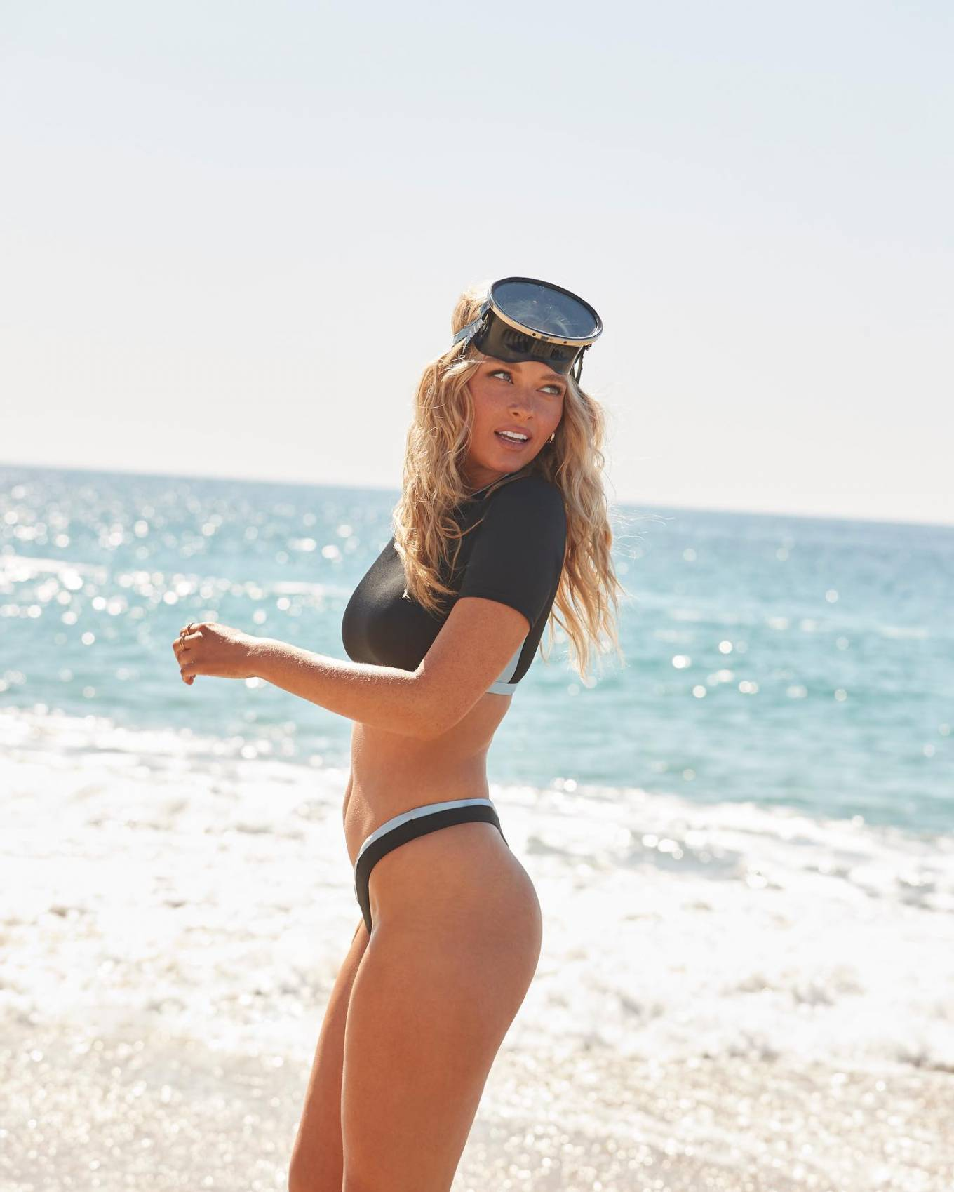 Camille Kostek - Swimsuits For All Camille Kostek collection (2021)