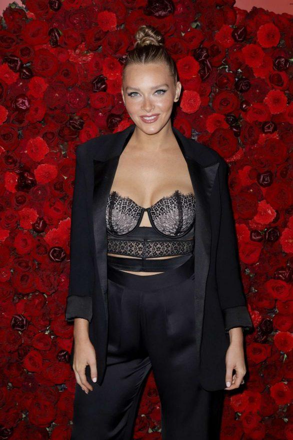 Camille Kostek - Victoria's Secret Bombshell Intense Launch Party in New York
