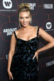 Camille Kostek - Warner Music Group Pre Grammy Party 2020 in Hollywood