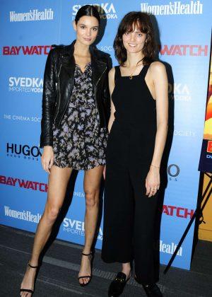 Camille Ringoir - 'Baywatch' Screening in New York
