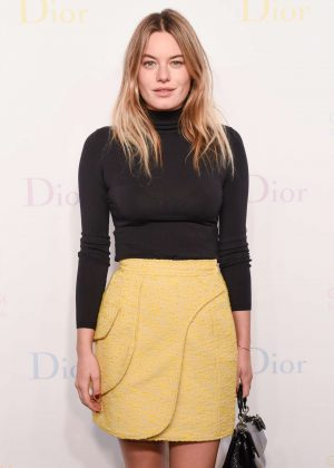 Camille Rowe - 2016 Guggenheim International Gala Dior Party in NYC