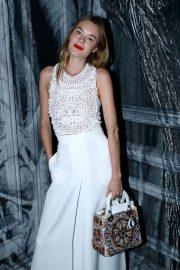 Camille Rowe - 2019 Paris Fashion Week - Christian Dior Haute Couture FW 2019/20