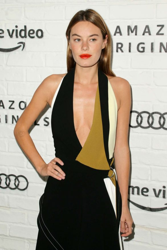 Camille Rowe - Amazon Prime Video Post Emmy Awards Party in LA