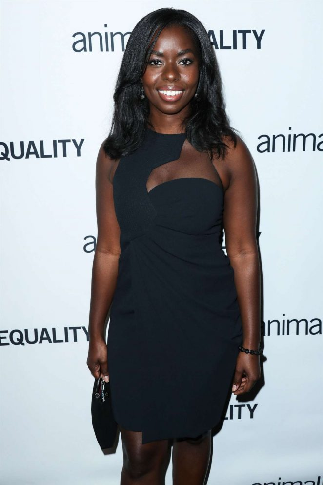 Camille Winbush - Animal Equality's Inspiring Global Action Los Angeles Gala in LA