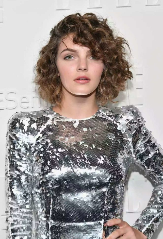 Camren Bicondova - E!, Elle and Img Host New York Fashion Week Kickoff Party