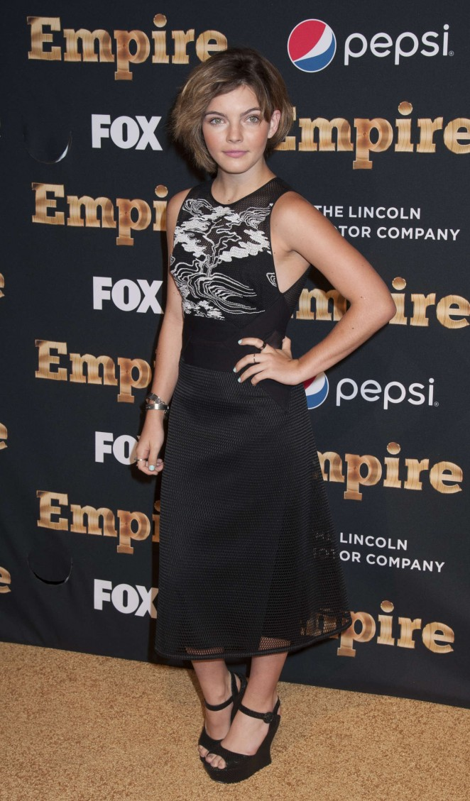 Camren Bicondova - 'Empire' Season 2 Premiere in NYC