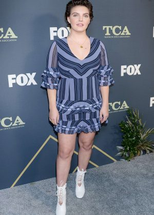 Camren Bicondova - Fox Winter TCA 2019 in Los Angeles