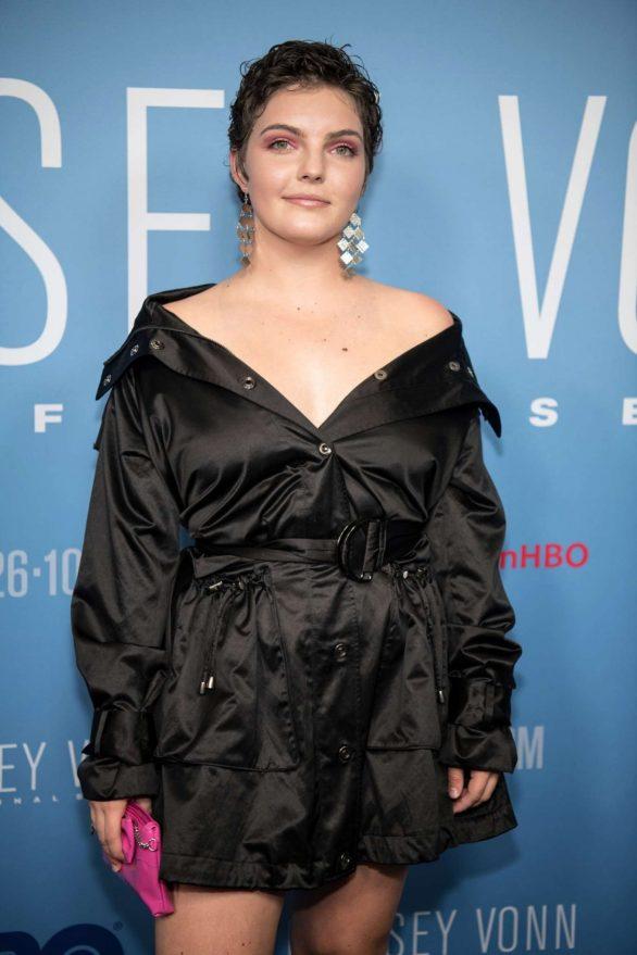 Camren Bicondova - 'Lindsey Vonn: The Final Season' Premiere in Los Angeles