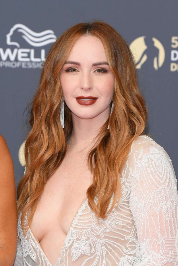 Camryn Grimes - 2019 Monte Carlo TV Festival Opening Ceremony