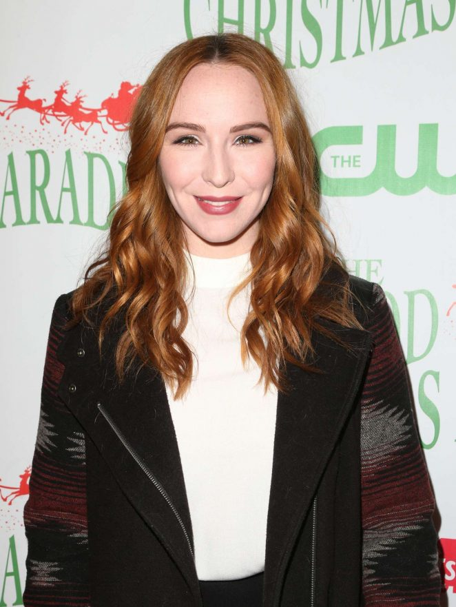 Camryn Grimes - 85th Annual Hollywood Christmas Parade in Hollywood