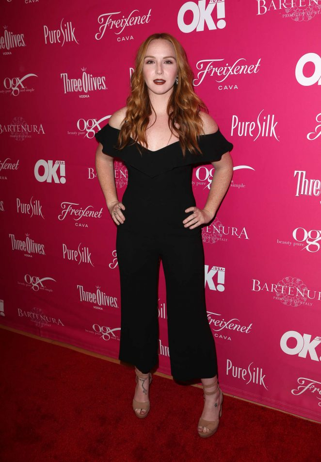 Camryn Grimes - OK! Magazine So Sexy LA Party in Los Angeles