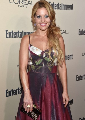 Candace Cameron Bure - 2015 Entertainment Weekly Pre-Emmy Party in West Hollywood