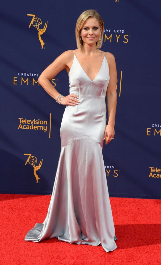Candace Cameron Bure - 2018 Primetime Creative Arts Emmy Awards in Los Angeles