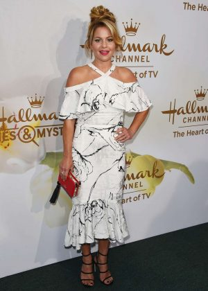 Candace Cameron Bure - Hallmark Evening Event at 2017 TCA Summer Press Tour in LA