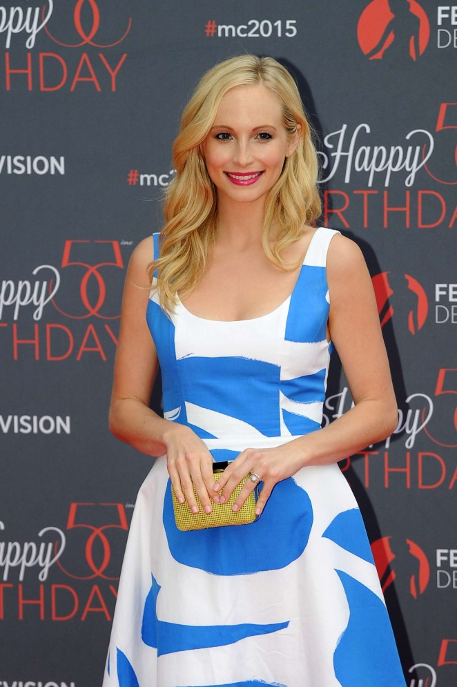 Candice Accola - 2015 Monte Carlo TV Festival Party in Monaco