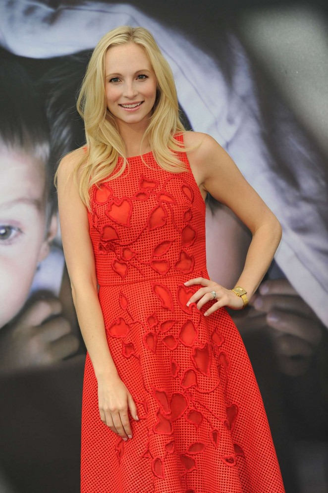 Candice Accola - 'The Vampire Diaries' Photocall at 2015 Monte Carlo TV Festival in Monaco