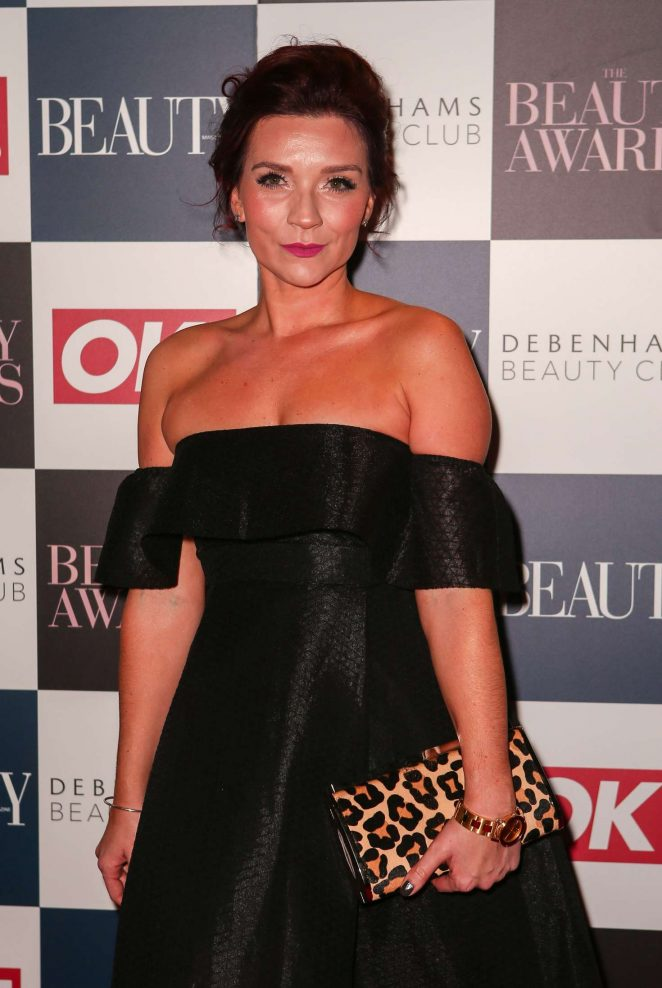 Candice Brown - Beauty Awards 2016 in London