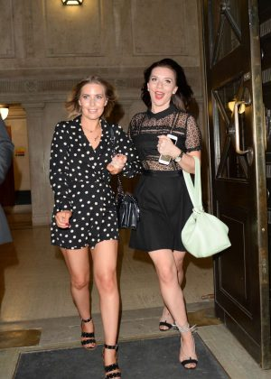 Candice Brown - Leaving Bat Out Of Hell The Musical in London
