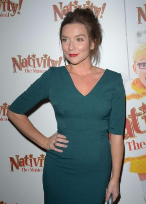 Candice Brown - 'Nativity The Musical' Gala Night in London