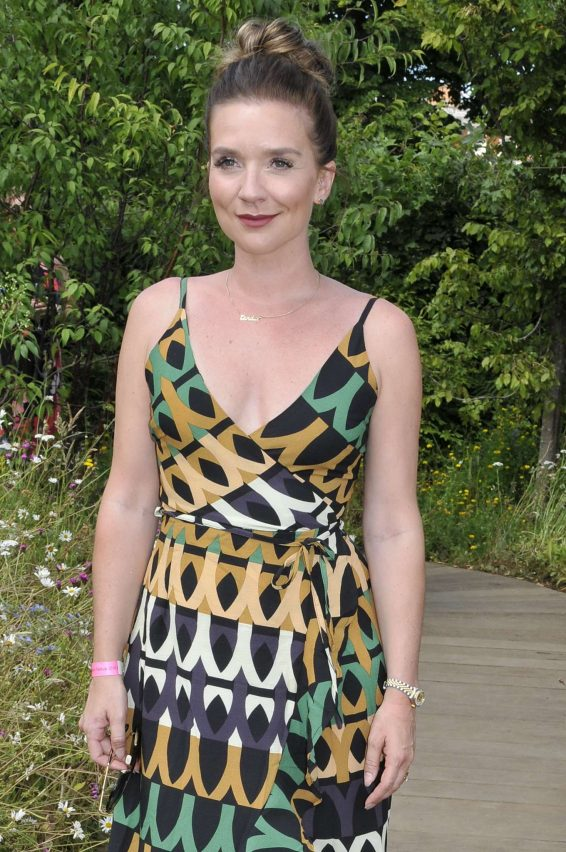Candice Brown - Press Day at the RHS Hampton Court Palace Garden Festival 2019 in London