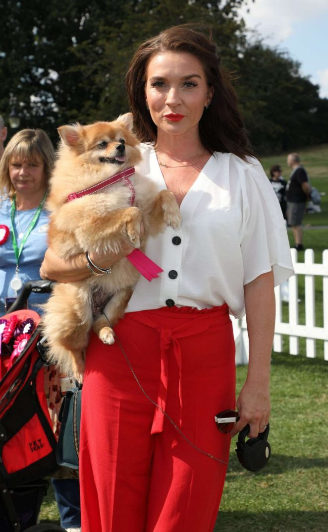 Candice Brown - Pupaid 2017 In London