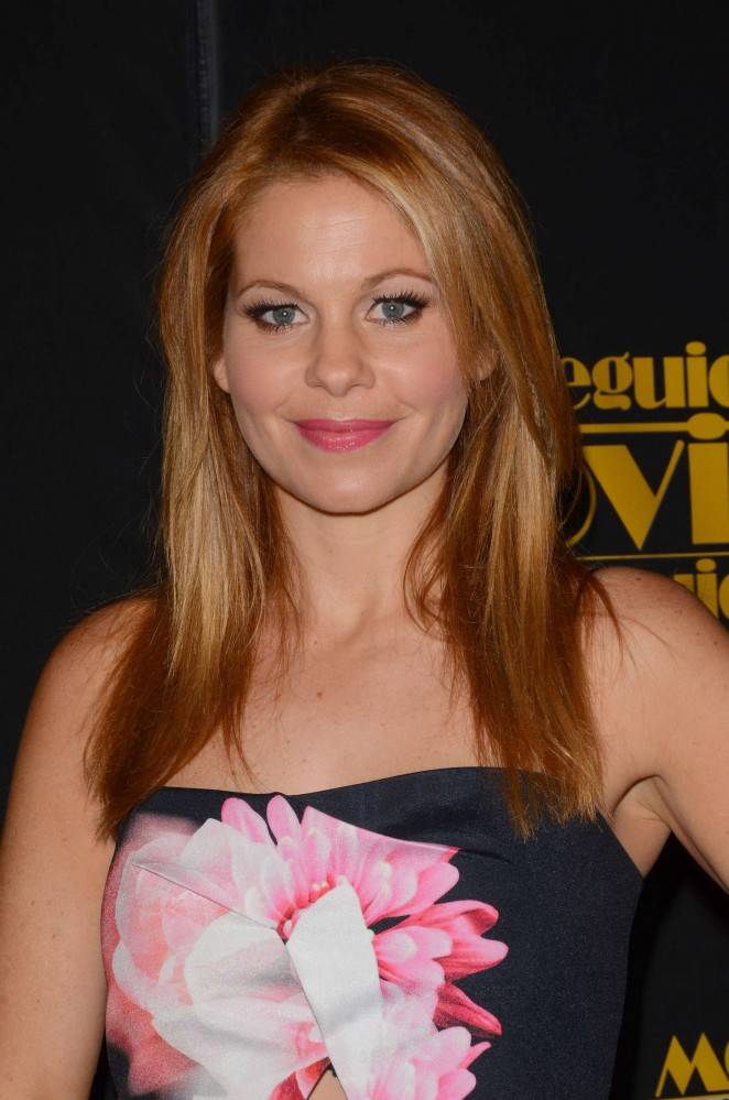 Candice Cameron at 2015 MovieGuide Awards in Universal City