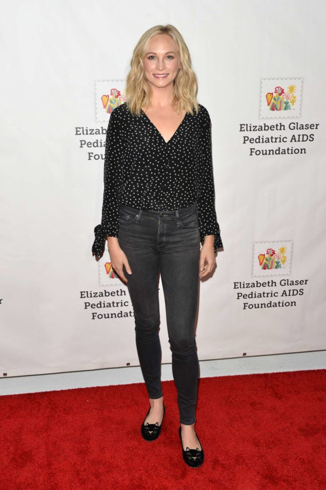 Candice King 2017 : Candice King: 2017 A Time For Heroes Family Festival -16