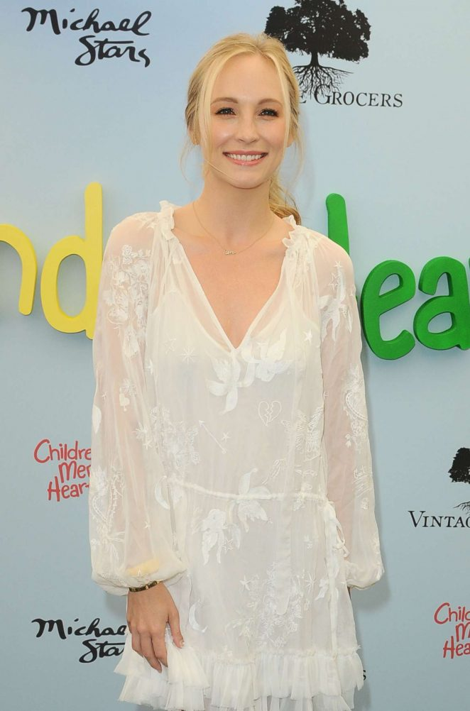 Candice King - Children Mending Hearts Gala in Los Angeles